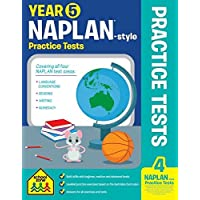 NAPLAN*-style Year 5 Practice Tests (new cover)