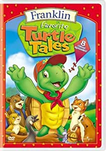 Franklin: Favorite Turtle Tales