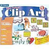 Cosmi CDRS814 Print Perfect Clip Art