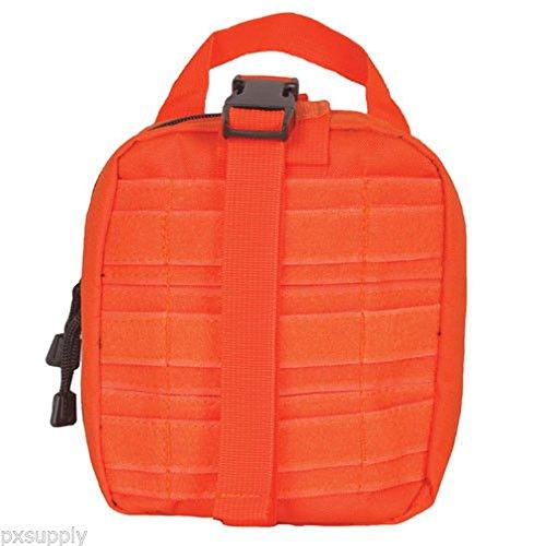 Operator Black Law Enforcement Short (active field pouch molle first responder medic safety orange emt fox)