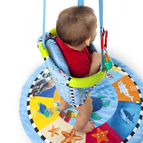 Baby Einstein 3 In 1 Jumper And Activity Mat Colors Of