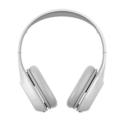 Auriculares Bluetooth de alta calidad, 180 horas de tiempo en espera, inalámbricos, plegables