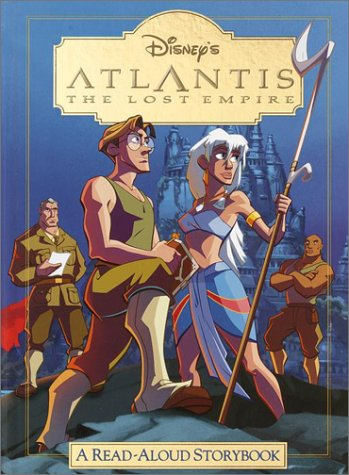 Image result for atlantis the lost empire book