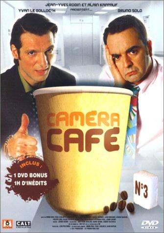 Caméra café - Vol. 3 [Internacional] [DVD]: Amazon.es: Bruno Solo ...