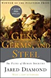 Guns, Germs, and Steel, Jared Diamond, 0393061310