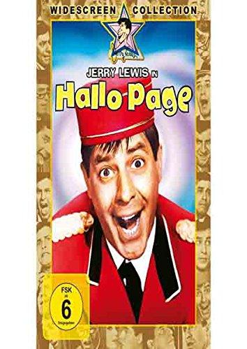 Hallo, Page! Film