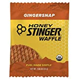 Honey Stinger Organic Waffle, Gingersnap, Sports
