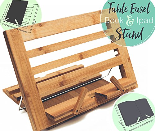 bamboo-table-easel-and-book-stand-artist-table-easel-for-kids-and-adults-wooden-book-holder-for-read