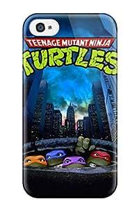 New Style AmandaMichaelFazio Hard Case Cover For Iphone 6 Plus 5.5- Teenage Mutant Ninja Turtles