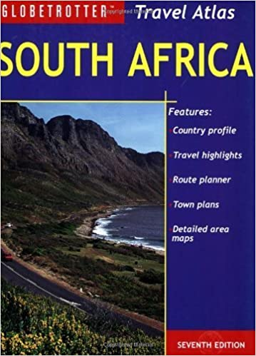Download South Africa Travel Atlas (Globetrotter Travel Atlas) by Globetrotter (2009-02-10) PDF, azw (Kindle)