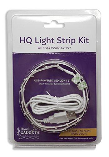 Handi Quilter Handi Light Strip Kit (with Power Supply) by Handi Quilter, Inc