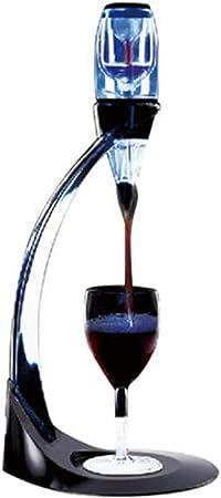 BABIFIS Juego de decantador rápido para Vino Tinto Caja de Regalo de vertedor mágico Decante de Vino, Cristal soplado a Mano sin Plomo, Jarra de Vino Tinto, Filtro, vertedor: Amazon.es: Hogar