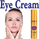 I Max Firming & Lifting Eye Cream Reducing Fine Lines,Wrinkle, Crow Feet & Lifting & Tightening Sagging Upper Eye Lids fortified by EGF, Stem Cell, Peptides, Ceramides, Caffeine & Collagen with Nanoliposome Delivery Technology.