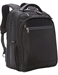 Kenneth Cole Reaction Easy To Remember Double Gusset Top Zip Expandable EZ Scan Computer Backpack