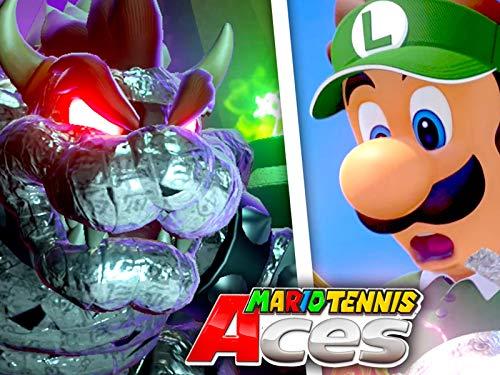 Clip: All Bosses in Mario Tennis Aces!