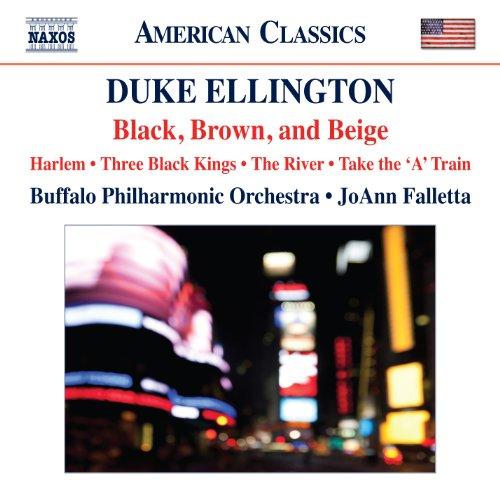 Digital Booklet: Ellington: Black, Brown & Beige