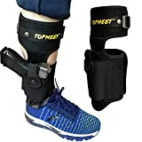 #3: TOPMEET Upgraded Ankle Gun Holsters for Pistols,not Ordinary,4 Colors 2 Sizes More Choices