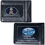 MLB Los Angeles Angels Leather Cash and Card Holder