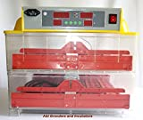 A&I X-Large 288 Quail Egg Digital Incubator / Hatcher AUTOMATIC TURNER Avian Poultry Local USA DISTRIBUTOR Full Warranty