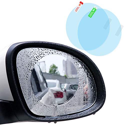 Tagefa universal Automotive Exterior Mirrors Rainproof Film Car Rearview Mirror Waterproof Film -