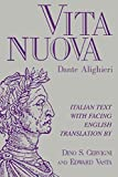 img - for Vita Nuova: Italian Text with Facing English Translation book / textbook / text book