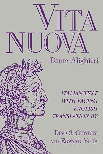 Vita Nuova: Italian Text with Facing English Translation