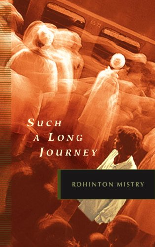Book cover for Such a Long Journey