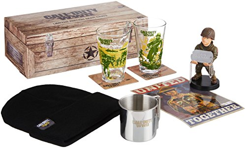 Call of Duty Limited Edition Crate: WW2 Gear, Collectibles & More