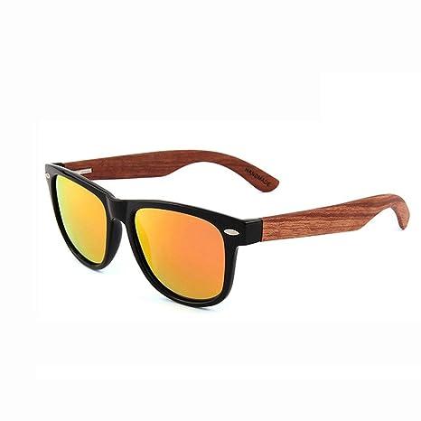 LULUVicky-CS Gafas de Sol clásicas para Mujer para Hombre ...