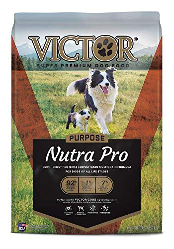 VICTOR Purpose – Nutra Pro, Dry Dog Food