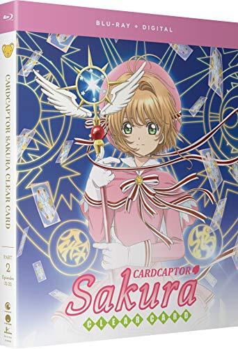 (Cardcaptor Sakura: Clear Card - Part Two [Blu-ray])
