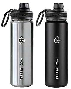 Takeya ThermoFlask 2 Pack 24 oz