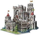 King Arthur's Camelot 3D Puzzles (865 pieces)