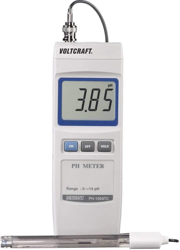 Voltcraft PH-100 ATC pH-Messger/ät
