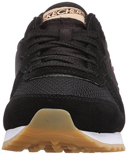 Skechers Originals OG85 Goldn Gurl Zapatillas de deporte, Mujer, Negro (Bbk), 38