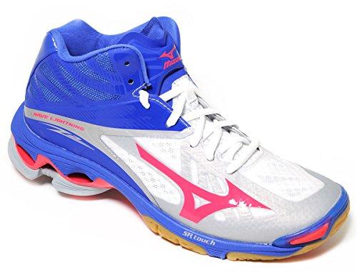 Mizuno W.Lightning Z2 Mid Wos, Womens Volleyball Shoes - Size 42.5 EU - CM 27.5 - UK 8.5