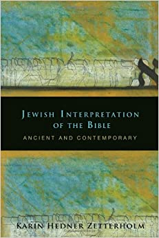 Book Jewish Interpretation of the Bible: Ancient and Contemporary