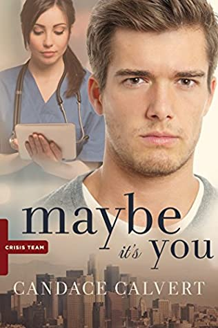 book cover of Maybe It\'s You