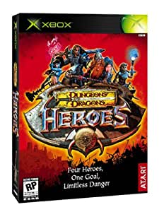 Dungeons and Dragons Heroes - Xbox