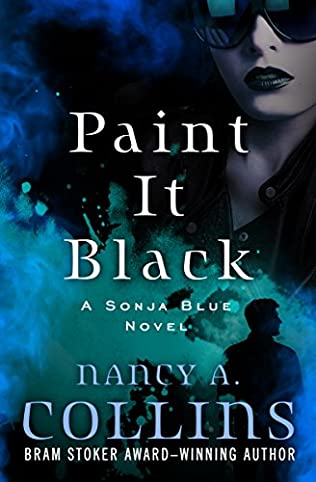 book cover of Paint It Black