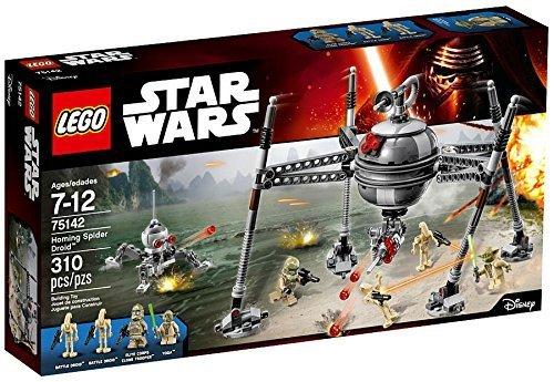 LEGO Star Wars Homing Spider Droid (75142) [並行輸入品]   B01HI9HSW8