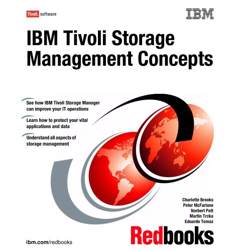 IBM Tivoli Storage Management Concepts pdf