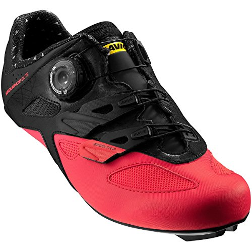 Schuhe rot Mavic Fahrrad Rennrad Damen rot Elite 2018 Sequence Xw8xpAR