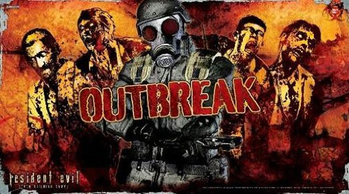 Resident Evil Outbreak Deck Building Game Playmat By Bandai