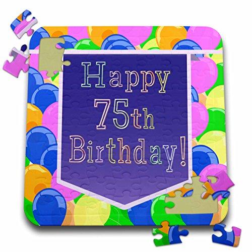 Beverly Turner Birthday Design - Balloons with Purple Banner