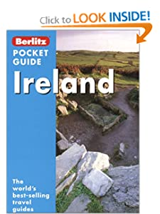 Berlitz: Ireland Pocket Guide (Berlitz Pocket Guide) Ken Bernstein