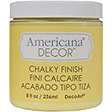 Deco Art ADC-11 Americana Chalky Finish Paint, 8-Ounce, Delicate