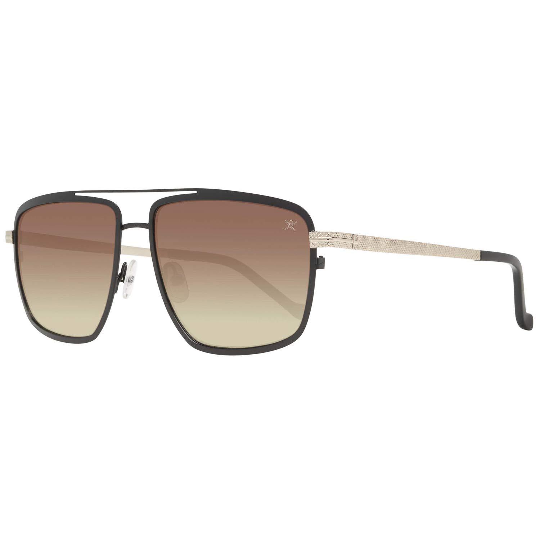 Hackett London HSB85602P57 Gafas de Sol, Negro, 57 para ...