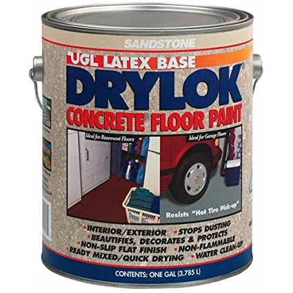 Drylok Concrete Floor Paint Sandstone Carpet Vidalondon