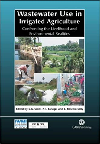 Book Wastewater Use in Irrigated Agriculture: Confronting the Livelihood and Environmental Realities (Cabi Publishing)